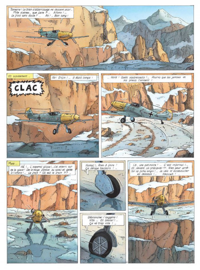 Page 7 Lefranc tome 15