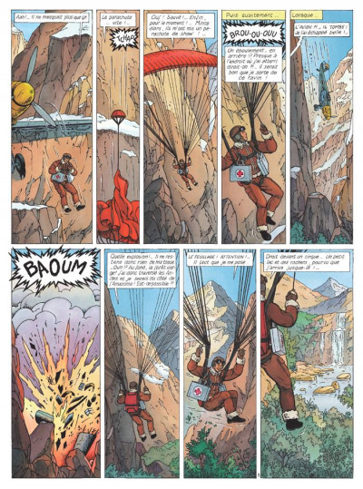 Page 9 Lefranc tome 15