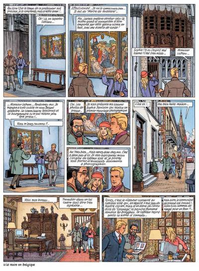 Page 2 Lefranc tome 16 - l'ultimatum