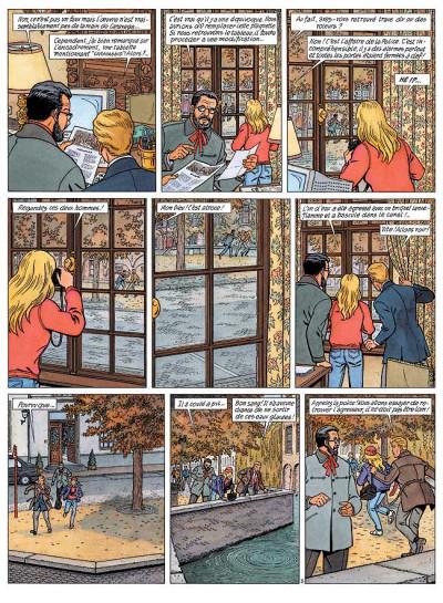 Page 3 Lefranc tome 16 - l'ultimatum