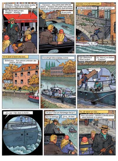 Page 5 Lefranc tome 16 - l'ultimatum
