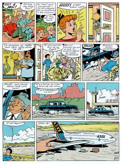 Page 1 Les 4 as tome 36 - et la momie