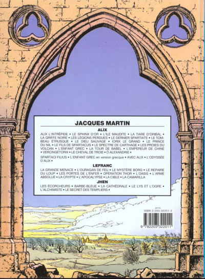 Dos Jhen tome 3 - les écorcheurs