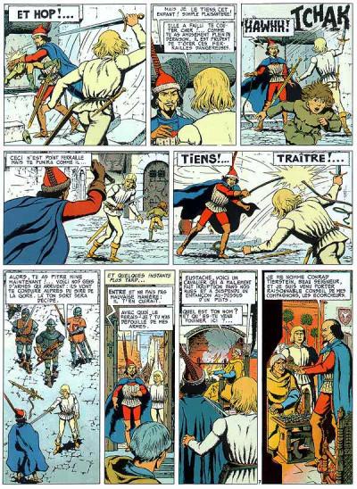 Page 1 Jhen tome 3 - les écorcheurs