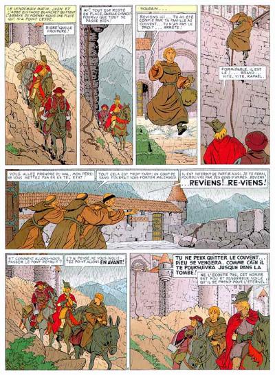 Page 1 Jhen tome 7 - l'alchimiste