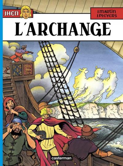image de Jhen tome 9 - l'archange
