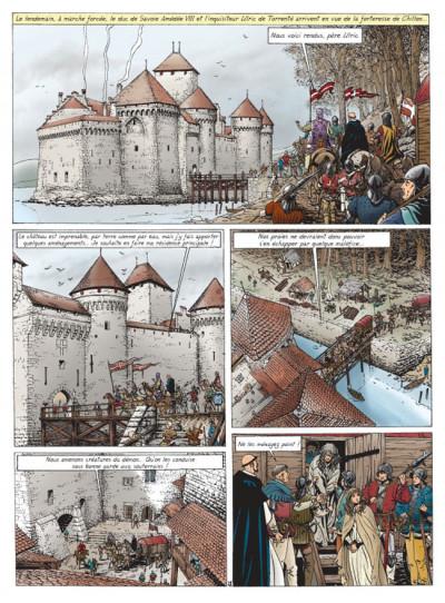 Page 1 Jhen tome 10 - les sorcières