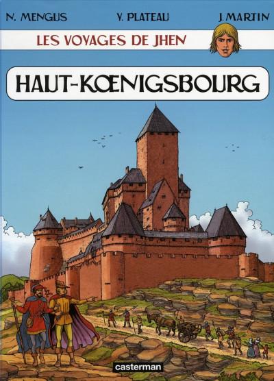 image de les voyages de jhen tome 4 - haut-koenigsbourg