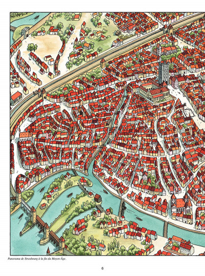 Page 7 Les voyages de jhen - strasbourg