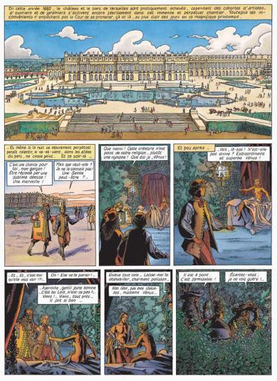 Page 1 Loïs tome 1 - le roi-soleil