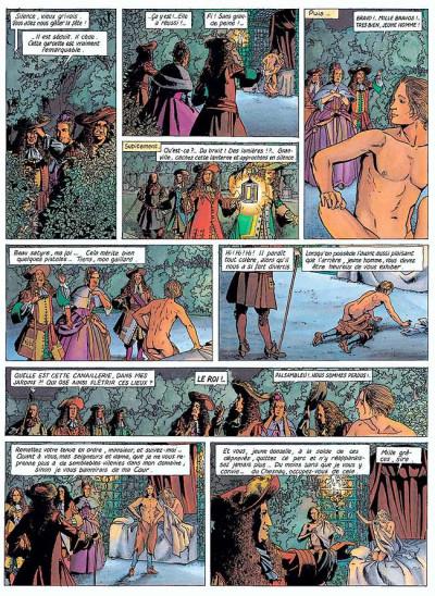Page 3 Loïs tome 1 - le roi-soleil