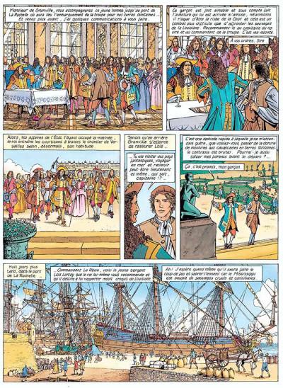 Page 5 Loïs tome 1 - le roi-soleil