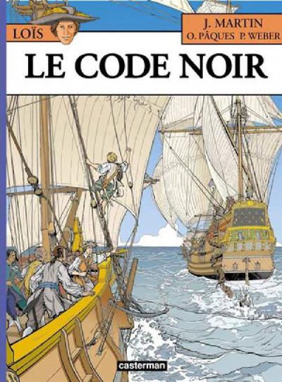 image de Loïs tome 3 - le code noir