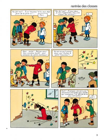 Page 2 quick et flupke tome 8 - vive le progrés