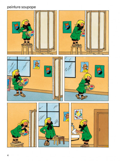 Page 3 quick et flupke tome 8 - vive le progrés