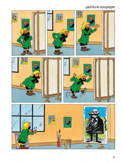 Page 4 quick et flupke tome 8 - vive le progrés