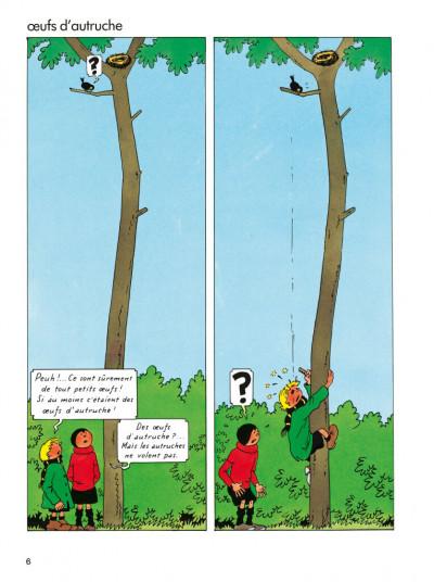 Page 5 quick et flupke tome 8 - vive le progrés