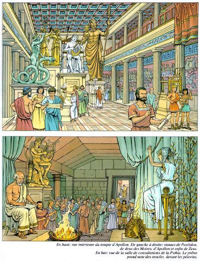 Page 1 les voyages d'alix tome 4 - la grèce tome 1