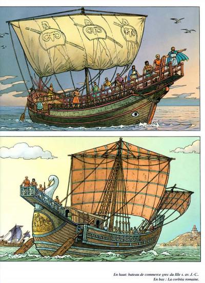 Page 1 les voyages d'alix tome 7 - la marine antique tome 2