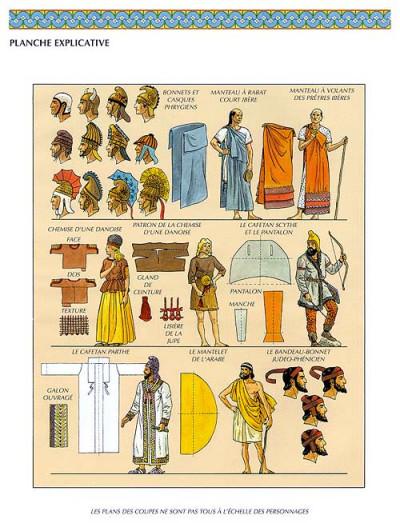 Page 1 Les voyages d'alix tome 10 - le costume antique tome 2