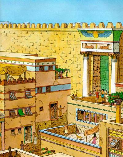 Page 1 Les voyages d'alix tome 12 - carthage