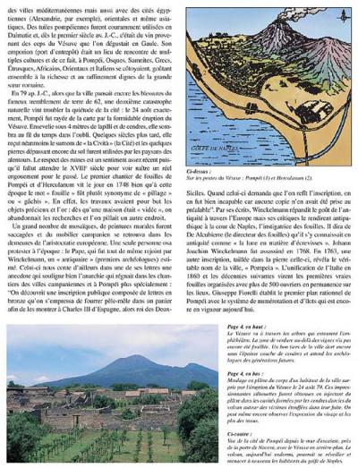Page 1 les voyages d'alix tome 16 - pompéi tome 1