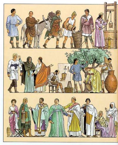 Page 1 Les voyages d'alix tome 14 - le costume antique tome 3