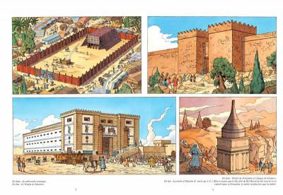 Page 1 les voyages d'alix tome 15 - jérusalem