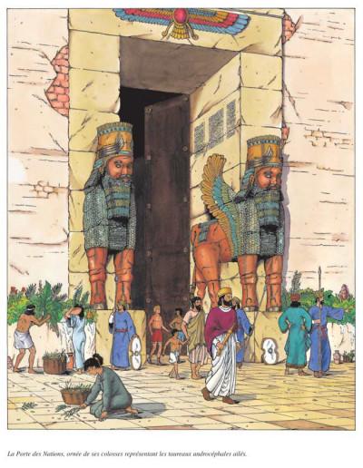 Page 1 les voyages d'alix tome 17 - persépolis