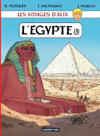 image de Les voyages d'alix - l'égypte tome 3