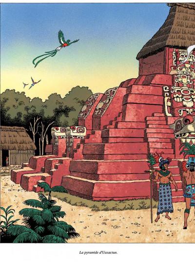 Page 1 les voyages d'alix tome 19 - les mayas tome 1