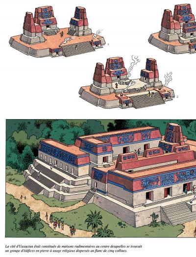 Page 5 les voyages d'alix tome 19 - les mayas tome 1