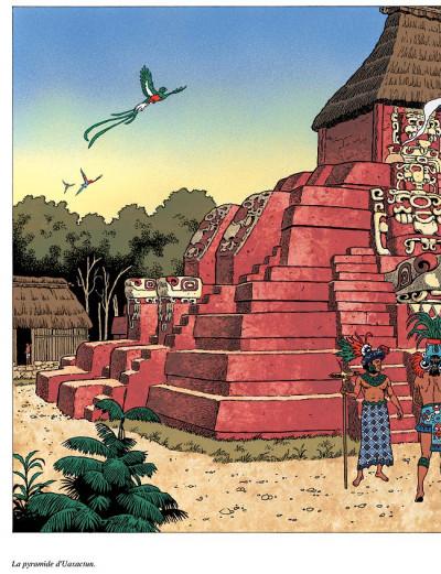 Page 6 les voyages d'alix tome 19 - les mayas tome 1