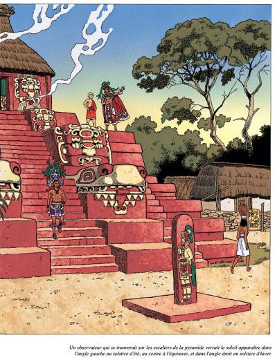 Page 7 les voyages d'alix tome 19 - les mayas tome 1