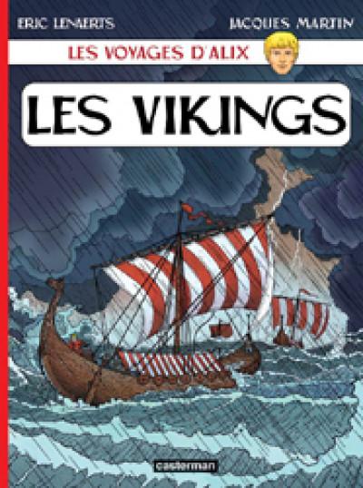 image de Les voyages d'alix tome 25 - les vikings
