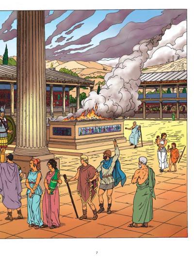 Page 2 Les voyages d'alix - alexandre le grand tome 1
