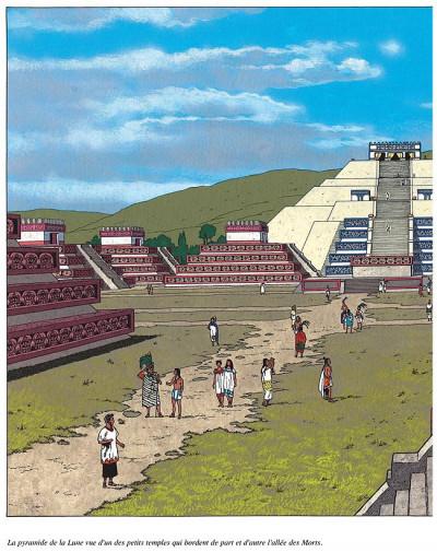 Page 1 Les voyages d'alix tome 23 - les aztèques
