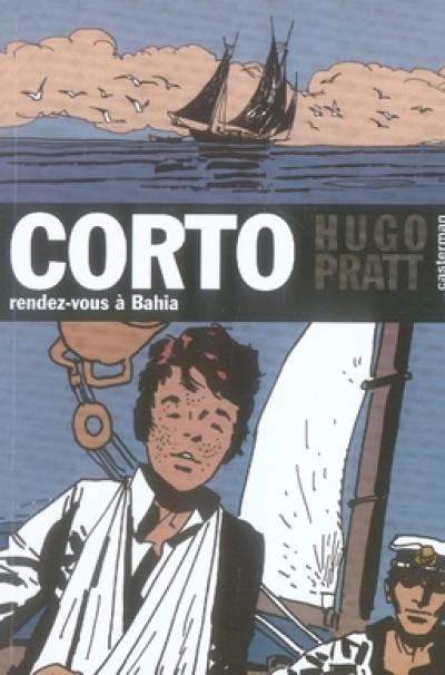 image de Corto maltese poche tome 4 - rendez-vous à bahia