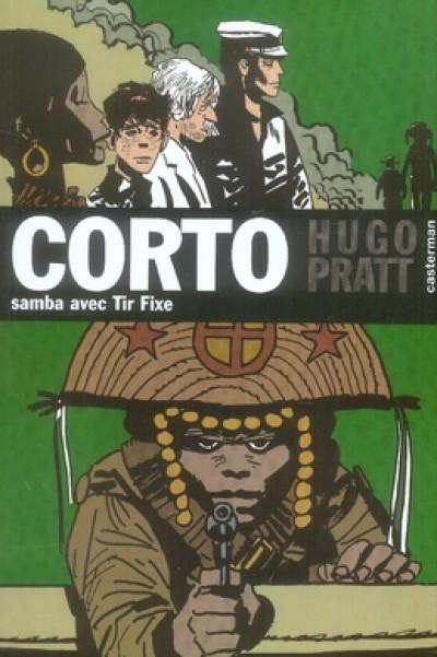 image de Corto maltese tome 5 - samba avec tir fixe