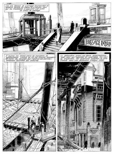 Page 1 Les cités obscures tome 2 - la fièvre d'urbicande