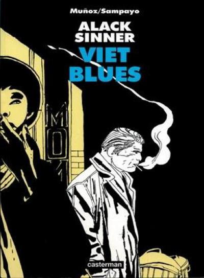 Couverture Alack sinner tome 5 - viet blues