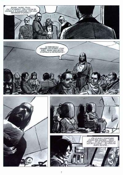 Page 1 Transperceneige tome 3
