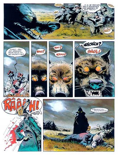 Page 1 Canardo tome 1 - le chien debout