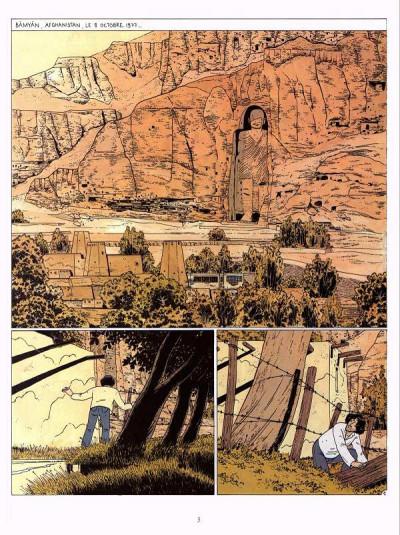 Page 2 Stéphane Clément tome 4 - routes de bharata