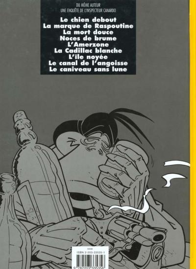 Dos Canardo tome 7 - l'ile noyée
