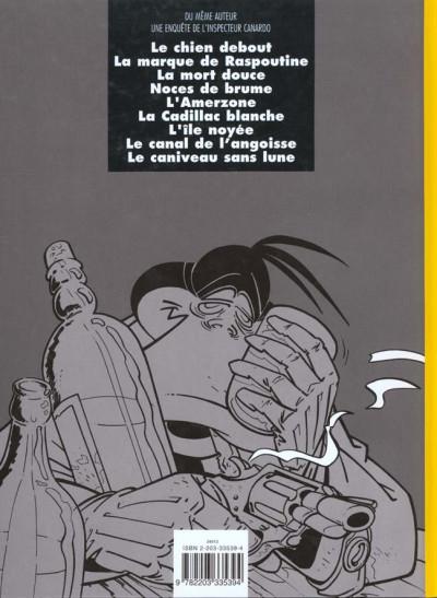 Dos Canardo tome 9 - le caniveau sans lune