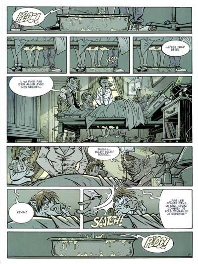 Page 1 Canardo tome 11 - un misérable petit tas de secrets