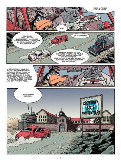 Page 6 Canardo tome 12 - la nurse aux mains sanglantes