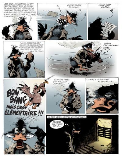 Page 3 Canardo - Premières enquêtes
