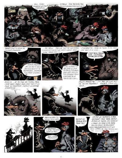 Page 4 Canardo - Premières enquêtes